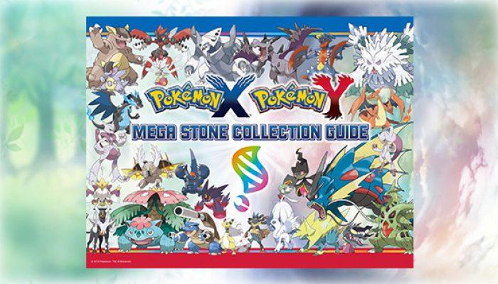 Pokémon: 'Make Your Way to Every Mega Stone!'