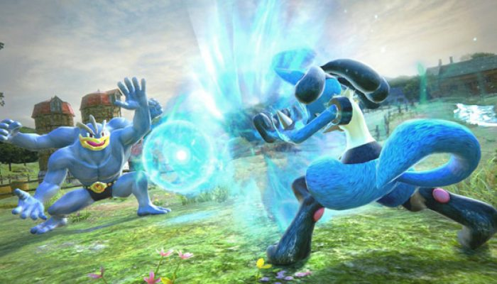 Pokémon: 'A New Collaboration from Pokémon and Tekken!'