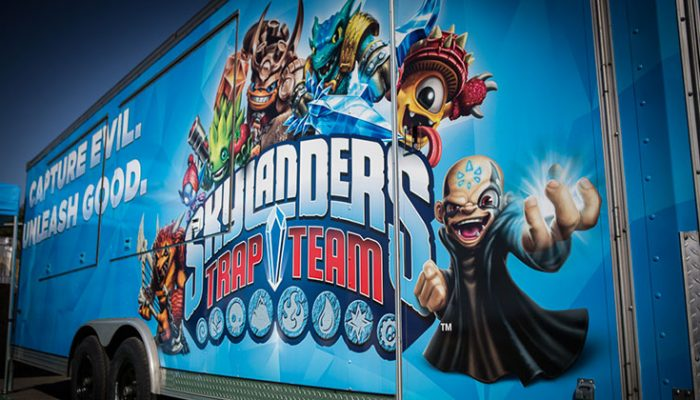NoA: 'Skylanders Trap Team First-to-Play Tour'