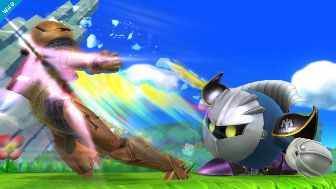 Super Smash Bros for Wii U