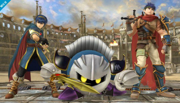 Super Smash Bros. – Meta Knight Joins the Battle!