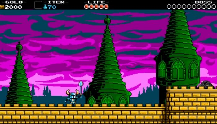 Shovel Knight – Accolades Trailer