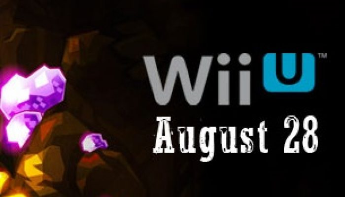 Image & Form: 'SteamWorld Dig hits Wii U on August 28!'