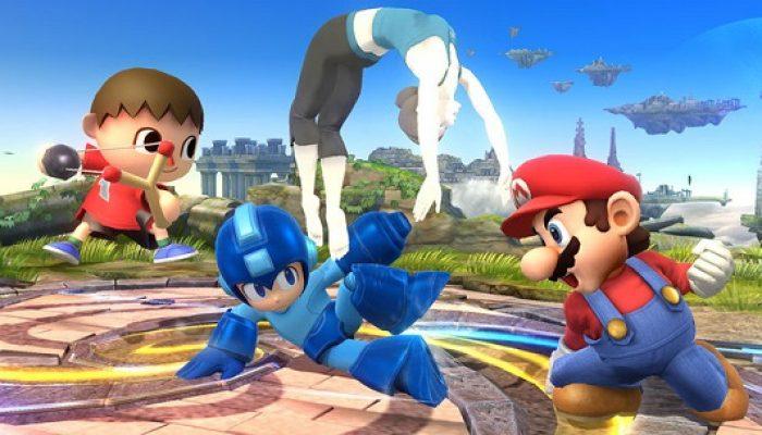 """Super Smash Bros. won Gamescom's """"Most Wanted Consumer Award"""""""