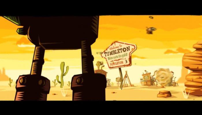 SteamWorld Dig – Wii U Launch Trailer