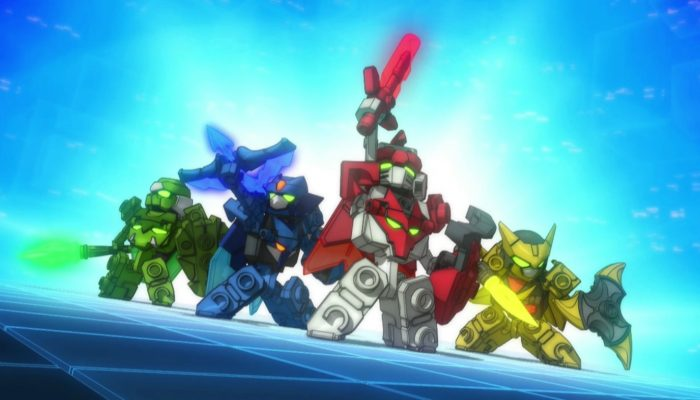 "Tenkai Knights: Brave Battle – ""Hero"" Trailer"