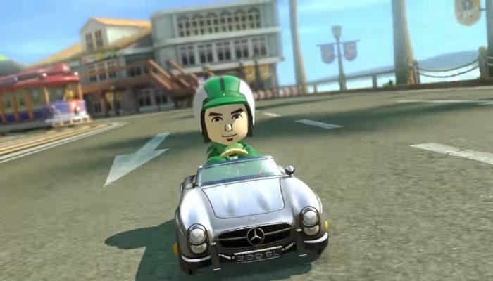 Mario Kart 8 – Miiverse Tom & Amy Play New DLC