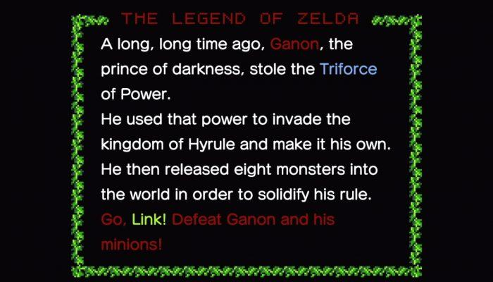 Hyrule Warriors – Adventure Mode Opening