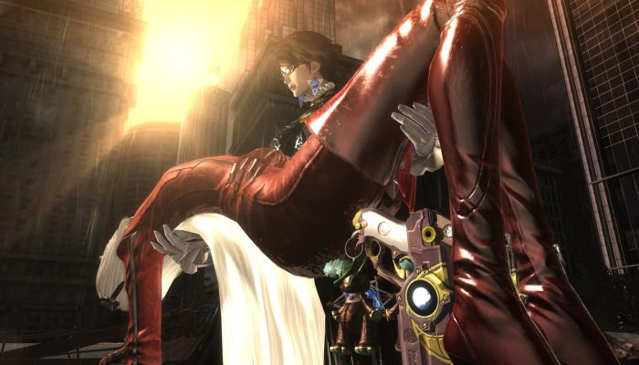 #OperationPlatinum Bayonetta 2 – DocTre81