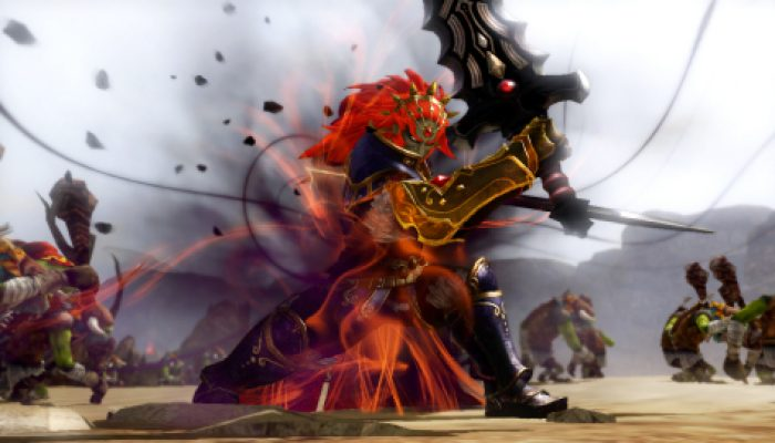 NoA: 'Playable Ganondorf Highlights New Details For Hyrule Warriors'