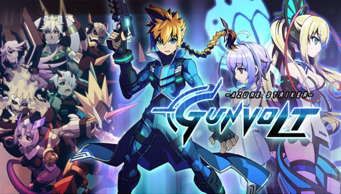 NoA: 'Buy Azure Striker Gunvolt and receive Mighty Gunvolt for free'