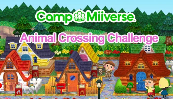 Camp Miiverse: Eighth Challenge, Animal Crossing New Leaf