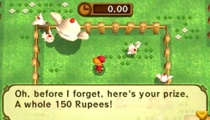 Camp Miiverse: Ninth Challenge, A Link Between Worlds