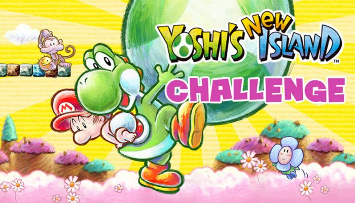 Camp Miiverse: 13th Challenge, Yoshi's New Island