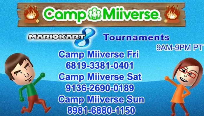 Camp Miiverse: 15th Challenge, Mario Kart 8