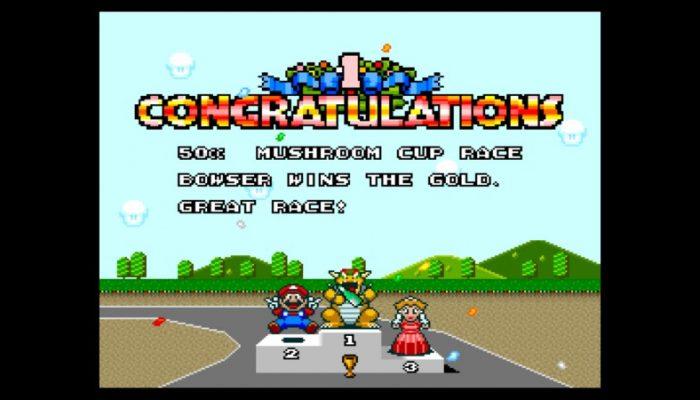 Camp Miiverse: 16th Challenge, Super Mario Kart