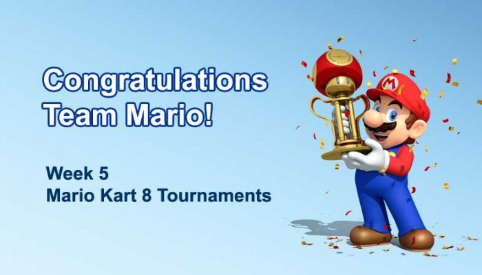 Camp Miiverse: Team Mario wins the 15th challenge