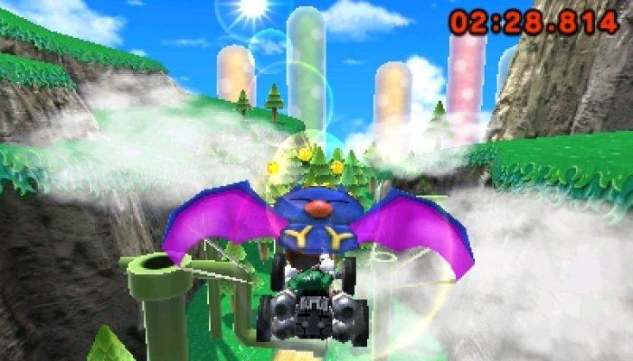 Camp Miiverse: 17th Challenge, Mario Kart 7