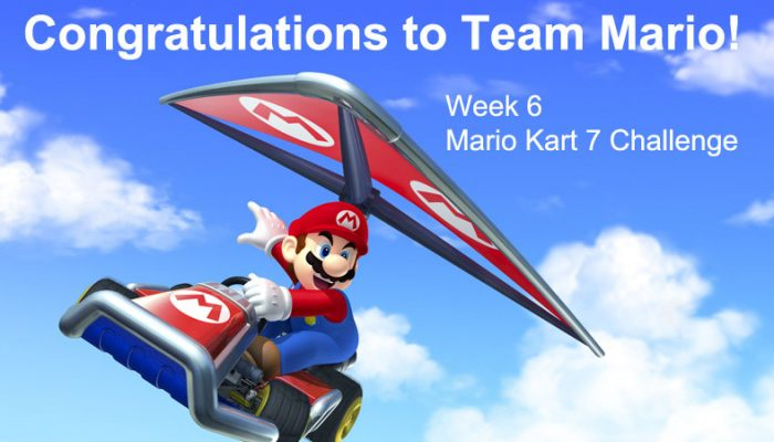 Camp Miiverse: Team Mario wins the 17th challenge