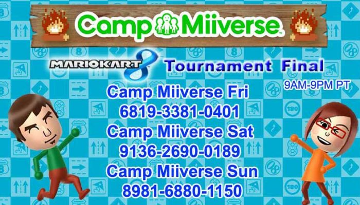 Camp Miiverse: 18th and Final Challenge, Mario Kart 8