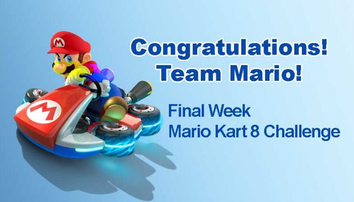 Camp Miiverse: Team Mario wins the 18th and final challenge