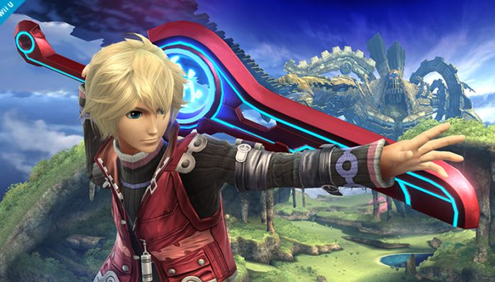 "Sakurai's Pic of the Day – ""From Xenoblade Chronicles, Shulk joins the battle!!"""