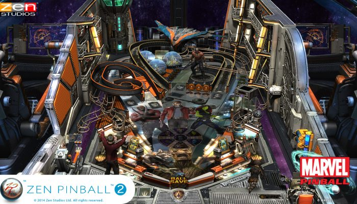 Zen Studios: 'Zen Pinball 2 for Wii U Update!'