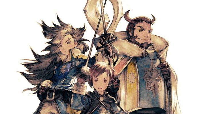 Bravely Second – Wolf, Falcon, Bison Screenshots