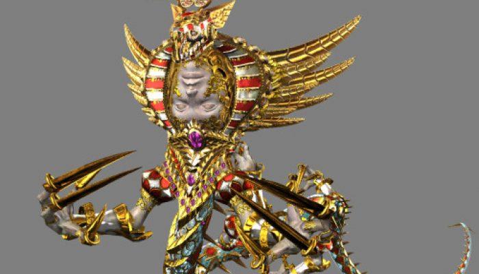 PlatinumGames: 'Character Modeling In Bayonetta 2'