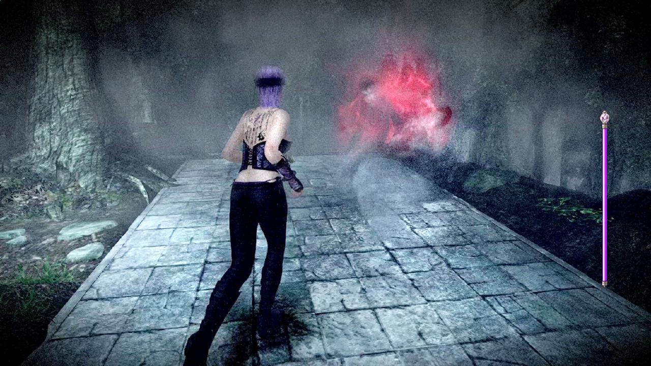 Fatal Frame Maiden of Black Water
