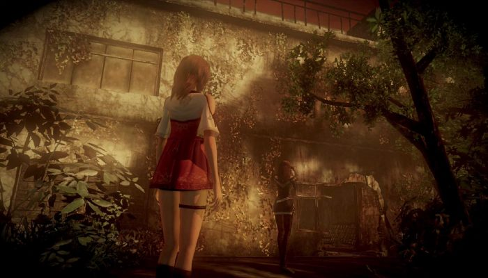 NoE: 'In shops and on Nintendo eShop now: Project Zero: Maiden of Black Water'