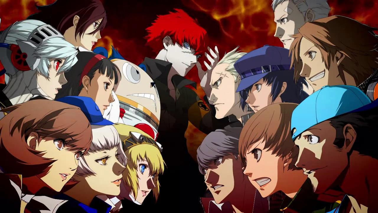 Media Create Top 50 Persona 4 Arena Ultimax