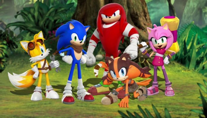 Sonic Boom: Rise of Lyric will support all the official Wii and Wii U controllers