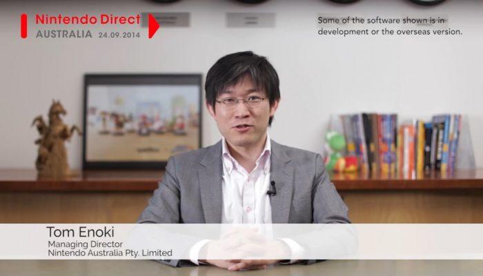 Nintendo Direct Australia