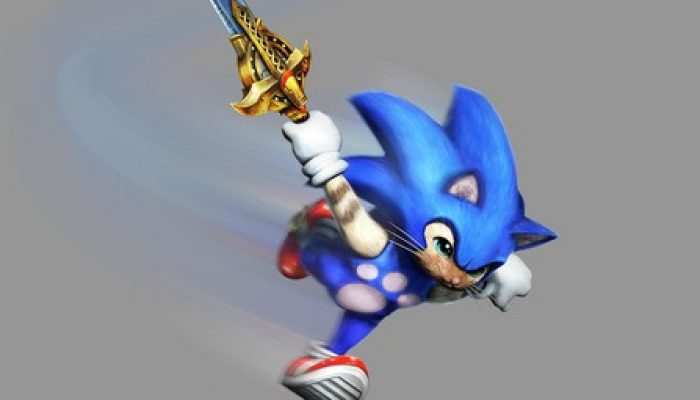Capcom: 'TGS 2014: Monster Hunter 4 Ultimate's Palicoes get a Sonic the Hedgehog armor'