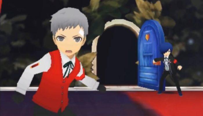 Persona Q: Shadow of the Labyrinth – Akihiko Trailer