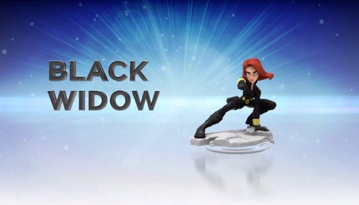 Disney Infinity 2.0 – Black Widow Trailer