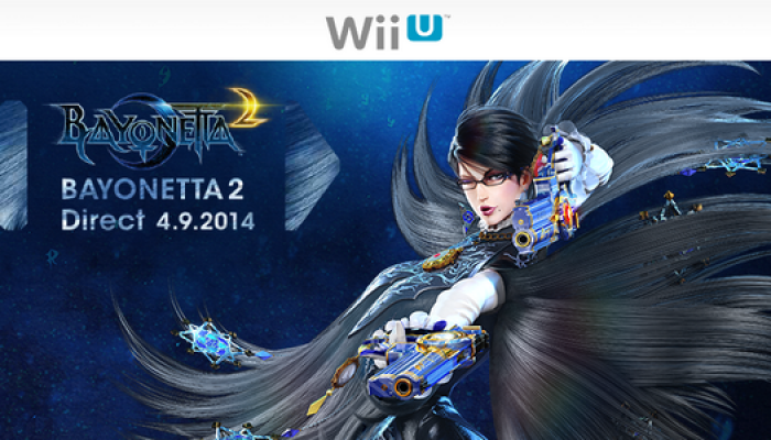 Bayonetta 2 Direct, September 4, 11 PM BST
