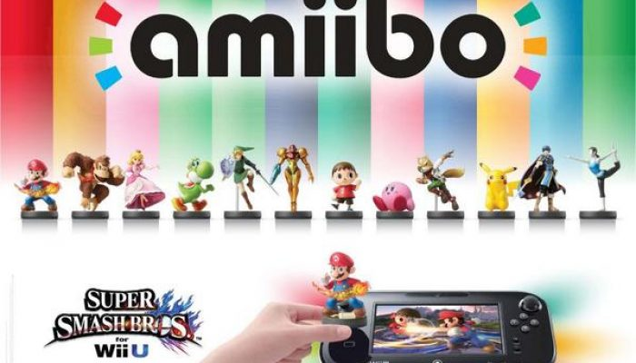 Nintendo of Europe and Nintendo of America tweet the first 12 amiibo figures