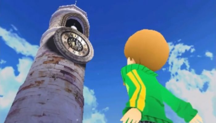 Persona Q: Shadow of the Labyrinth – Chie Trailer