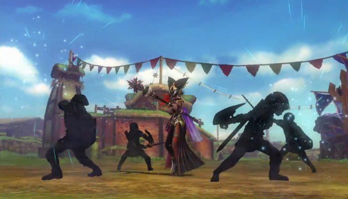 Hyrule Warriors – Japanese Playable Cia Trailer
