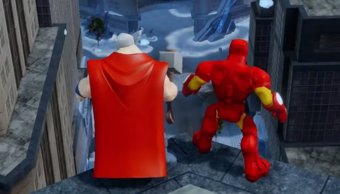 Disney Infinity 2.0 – The Avengers Collections Trailer