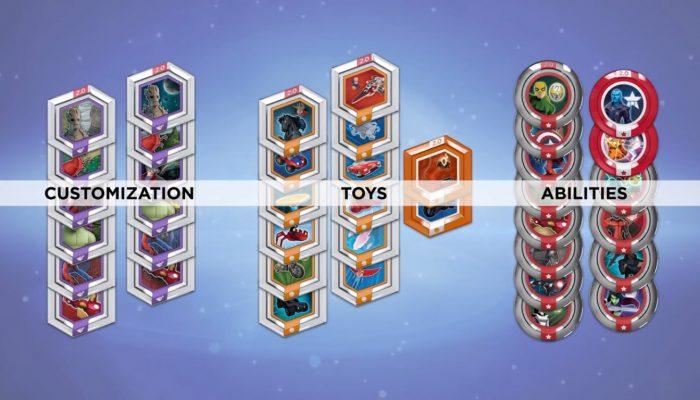 Disney Infinity 2.0 – Power Disc Trailer