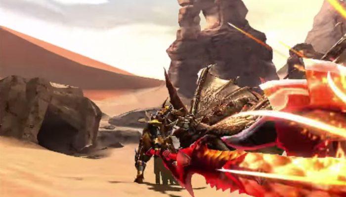 Monster Hunter 4 Ultimate – TGS Trailer