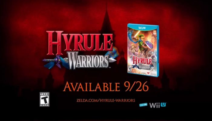 Hyrule Warriors – TV Commercial