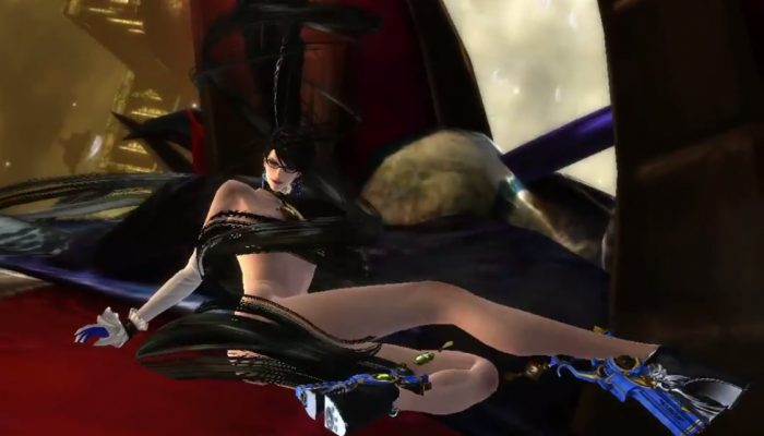 Bayonetta 2 – First Japanese Commercial