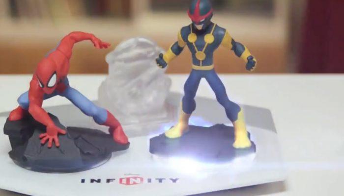 Disney Infinity 2.0 – Spider-Man Playset Trailer
