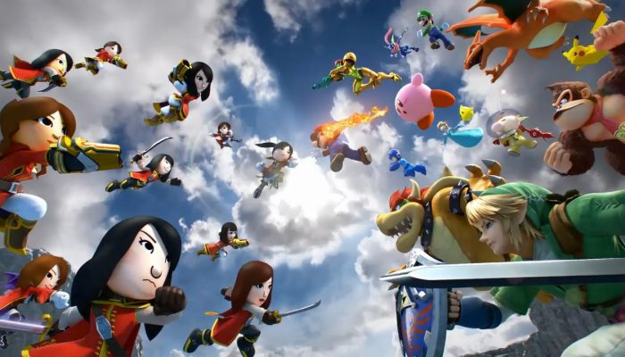 Super Smash Bros. for Nintendo 3DS – Pub TV avec AKB48