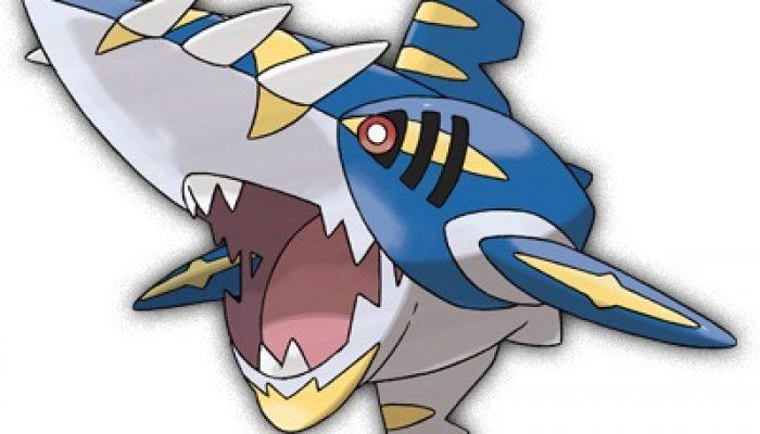 Pokémon ORAS – Mega Sharpedo