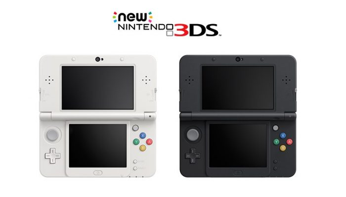 """NCL: 'New Lineup for Nintendo 3DS debuts """"New Nintendo 3DS"""" & """"New Nintendo 3DS XL"""" to be launched on October 11'"""